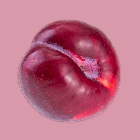 "<p>Grabbing a plum to snack on during the day is a sweet way to keep your cholesterol levels in check: The fruit contains anthocyanins — a.k.a. antioxidants — that help out your heart by <a href=""https://www.redbookmag.com/body/healthy-eating/g4540/fruit-health-benefits/"" rel=""nofollow noopener"" target=""_blank"" data-ylk=""slk:lowering blood pressure and cholesterol"" class=""link rapid-noclick-resp"">lowering blood pressure and cholesterol</a>. According to <a href=""http://circ.ahajournals.org/content/127/2/188"" rel=""nofollow noopener"" target=""_blank"" data-ylk=""slk:one study"" class=""link rapid-noclick-resp"">one study</a>, eating three or more servings of anthocyanin-rich fruit each week can lower your heart attack risk by 34 percent.</p><p><strong>RELATED: </strong><a href=""https://www.redbookmag.com/body/healthy-eating/g4252/nutritionists-healthy-eating-tips/"" rel=""nofollow noopener"" target=""_blank"" data-ylk=""slk:What Nutritionists Tell Their Friends About Healthy Eating"" class=""link rapid-noclick-resp""><strong>What Nutritionists Tell Their Friends About Healthy Eating</strong></a></p>"