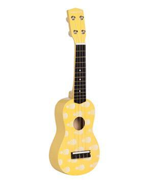 """<div class=""""caption-credit""""> Photo by: paper-source.com</div><b>Ukulele</b> <p> Tunable, playable, pleasantly twangy-and priced just right for little kids too young to handle a grown-up instrument. <b><br></b> </p> <p> <b>To buy:</b> $30, <a href=""""http://www.paper-source.com/cgi-bin/paper/item/Pineapples-Ukulele/3303_024/519209.html?utm_source=Thanx&utm_medium=PS%2BSearch&utm_campaign=product"""" rel=""""nofollow noopener"""" target=""""_blank"""" data-ylk=""""slk:paper-source.com."""" class=""""link rapid-noclick-resp"""">paper-source.com.</a><b><br></b> </p> <p> <b>See More on RealSimple.com:</b> <br> </p><a href=""""http://www.realsimple.com/work-life/money/saving/affordable-holidays-00100000069319/index.html?xid=yshi-rs-gift-guide"""" rel=""""nofollow noopener"""" target=""""_blank"""" data-ylk=""""slk:How to Make the Holidays More Affordable"""" class=""""link rapid-noclick-resp"""">How to Make the Holidays More Affordable</a> <br> <a href=""""http://www.realsimple.com/new-uses-for-old-things/new-uses-christmas/gift-tags-drink-labels-00100000089064/index.html%20"""" rel=""""nofollow noopener"""" target=""""_blank"""" data-ylk=""""slk:New Uses for Christmas Things"""" class=""""link rapid-noclick-resp"""">New Uses for Christmas Things</a> <br>"""