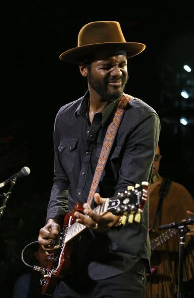 Gary Clark Jr. is confronting racism with 'This Land'