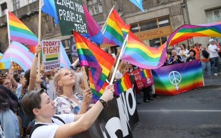 Sarajevo hosts its first Gay Pride march amidst security concerns