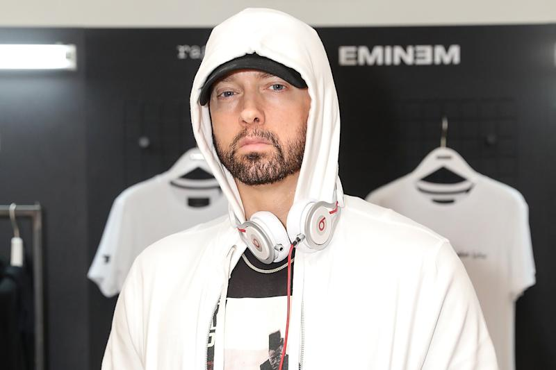 Eminem Raps About Ariana Grande Concert Bombing On Surprise New Album