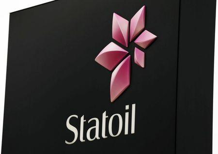 The company logo of Norwegian energy firm Statoil is seen at the headquarters outside Oslo
