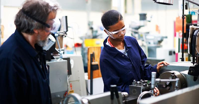 Trade Schools Alone Won't Fix The Problem — We Need To Make College Accessible For EVERYONE