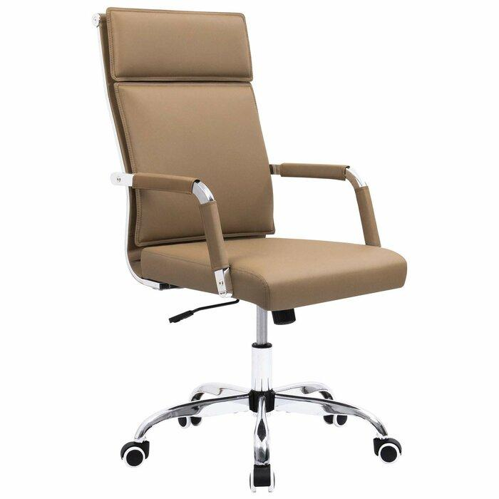 Ebern Designs Stewardson Ergonomic Conference Chair (Photo via Wayfair)