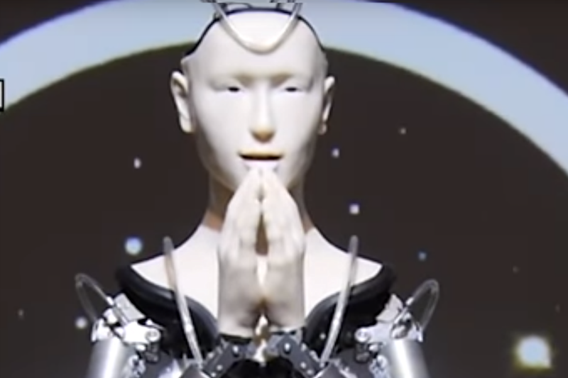 Playing God: 400-year-old Japan Temple Puts Faith in Robot Priest to 'Hot-wire' Interest in Buddhism