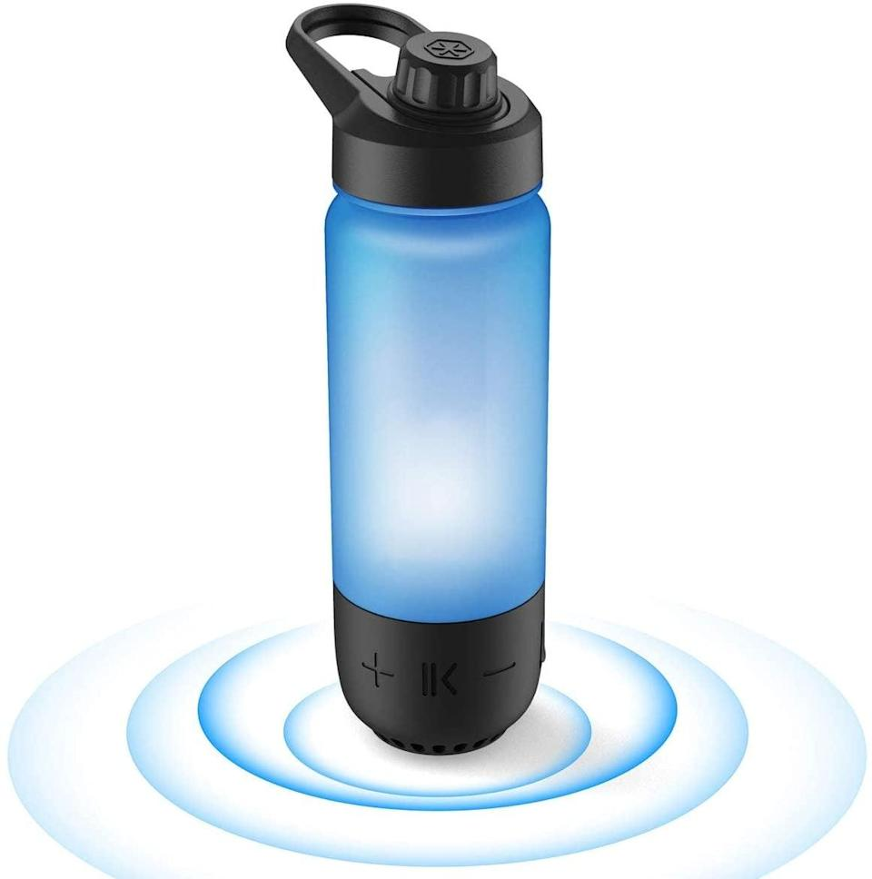 <p>The <span>Icewater 3-in-1 Smart Water Bottle</span> ($30) is one of the coolest water bottles out there. It can remind her to drink water and entertain.</p>