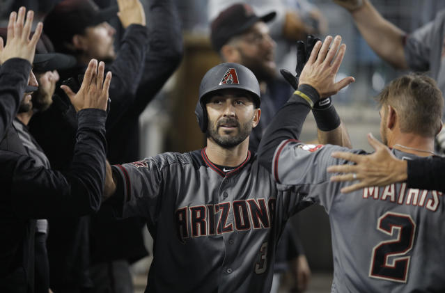 As of Friday night, the Arizona Diamondbacks are 10-3 to start the season. (AP)