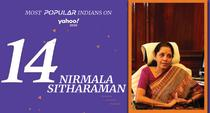 Nirmala Sitharaman (born August 18, 1959) <br>Indian Finance Minister