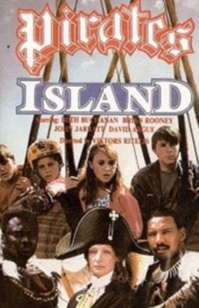 <p>She also appeared on the 1991 Australian film 'Pirate Island.' Source: Supplied </p>