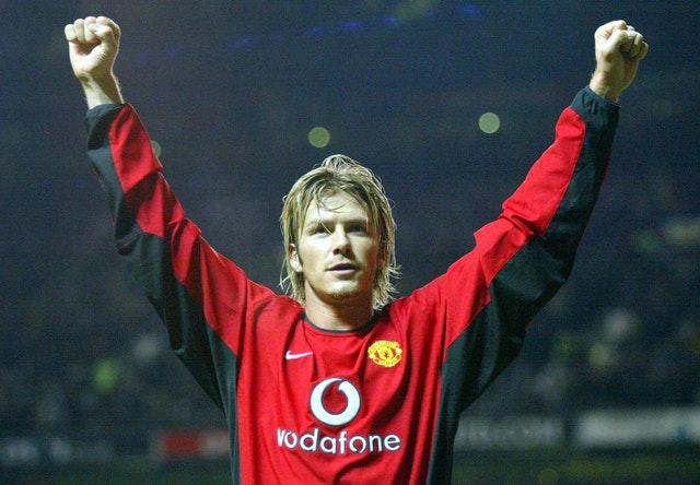 On this day in 2003: David Beckham�s move to Real Madrid confirmed