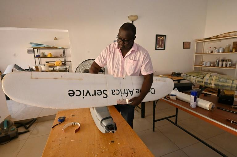 Kountche denies any military interest for his aircraft, since there is a large enough market in other sectors