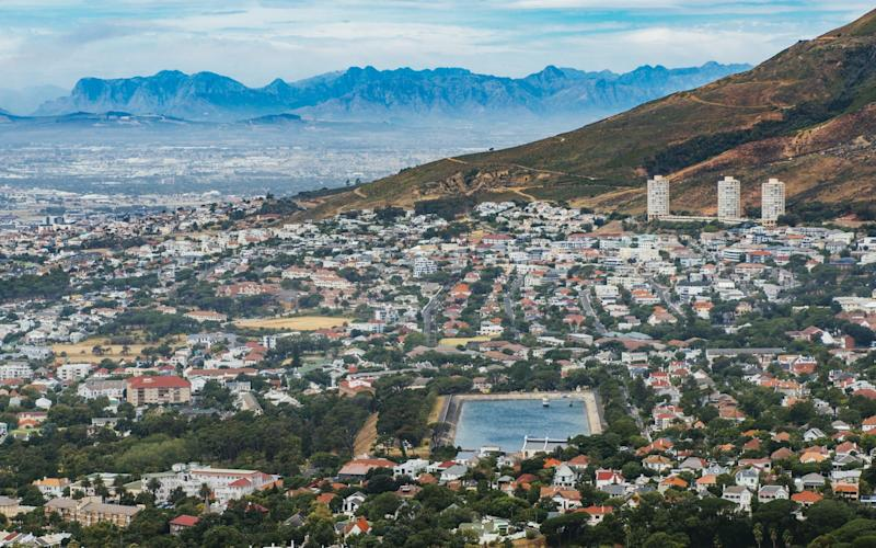 The couple live in Cape Town but were kidnapped in the small town of Vryheid in the eastern KwaZulu-Natal province - Bloomberg