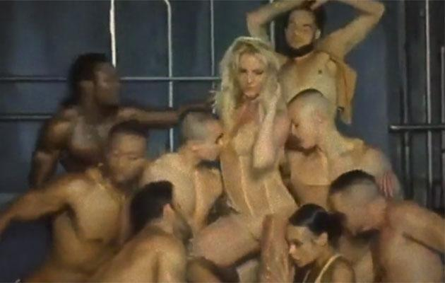 Britney is the unreleased version.