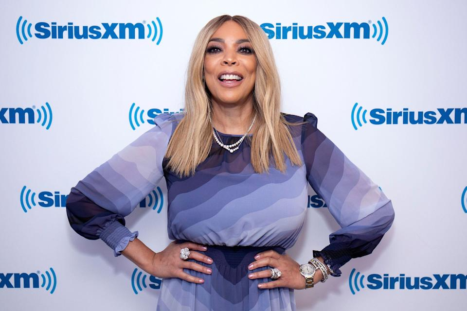 Wendy Williams has axed her soon-to-be ex-husband from her show. (Photo: Santiago Felipe/Getty Images)
