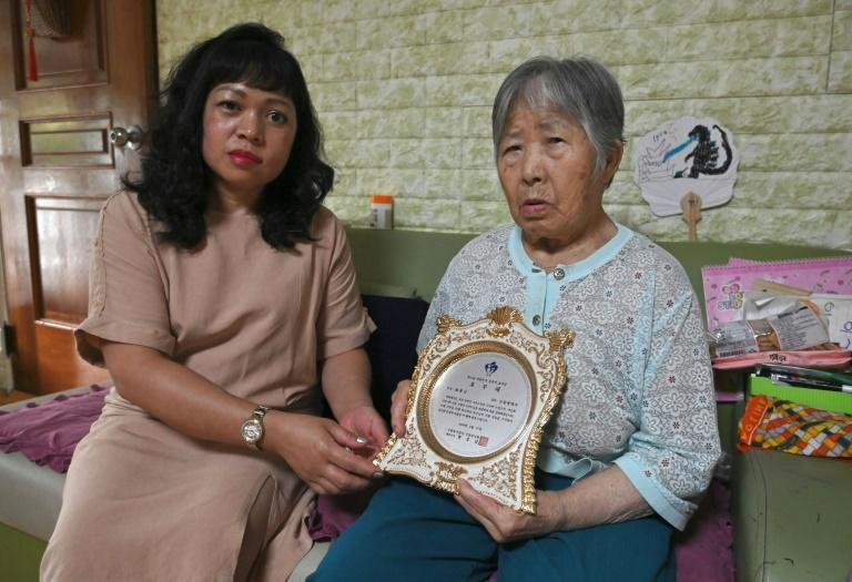 In a South Korean mountain village thousands of kilometres from her native Philippines, Emma Sumampong looks after her 89-year-old mother-in-law, while also caring for her husband and children, working on the family farm, and holding a part-time job