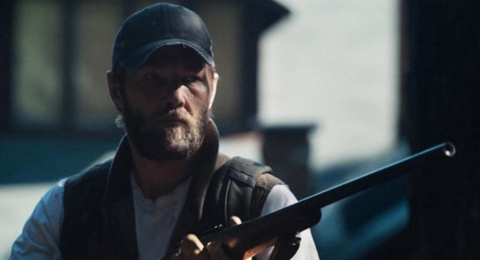<p>For his second act, <em>Krisha</em> writer-director Trey Edward Shults moves from the horrors of a family holiday get-together to … actual horror, albeit in the most slow-burn and psychological forms of the genre. Joel Edgerton and Carmen Ejogo are parents attempting to protect their desolate home from unknown outside terrors in the post-apocalyptic tale, and the film's shocking ending gives new meaning to the concept of the call coming from inside the house. <em>— K.P. </em>(Photo: Everett Collection) </p>