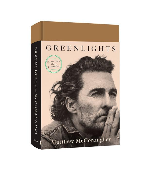 Greenlights by Matthew McConaughey (Photo: Crown)