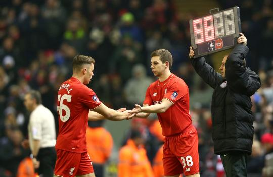 Three talking points from Liverpool's 3-0 win against Exeter City