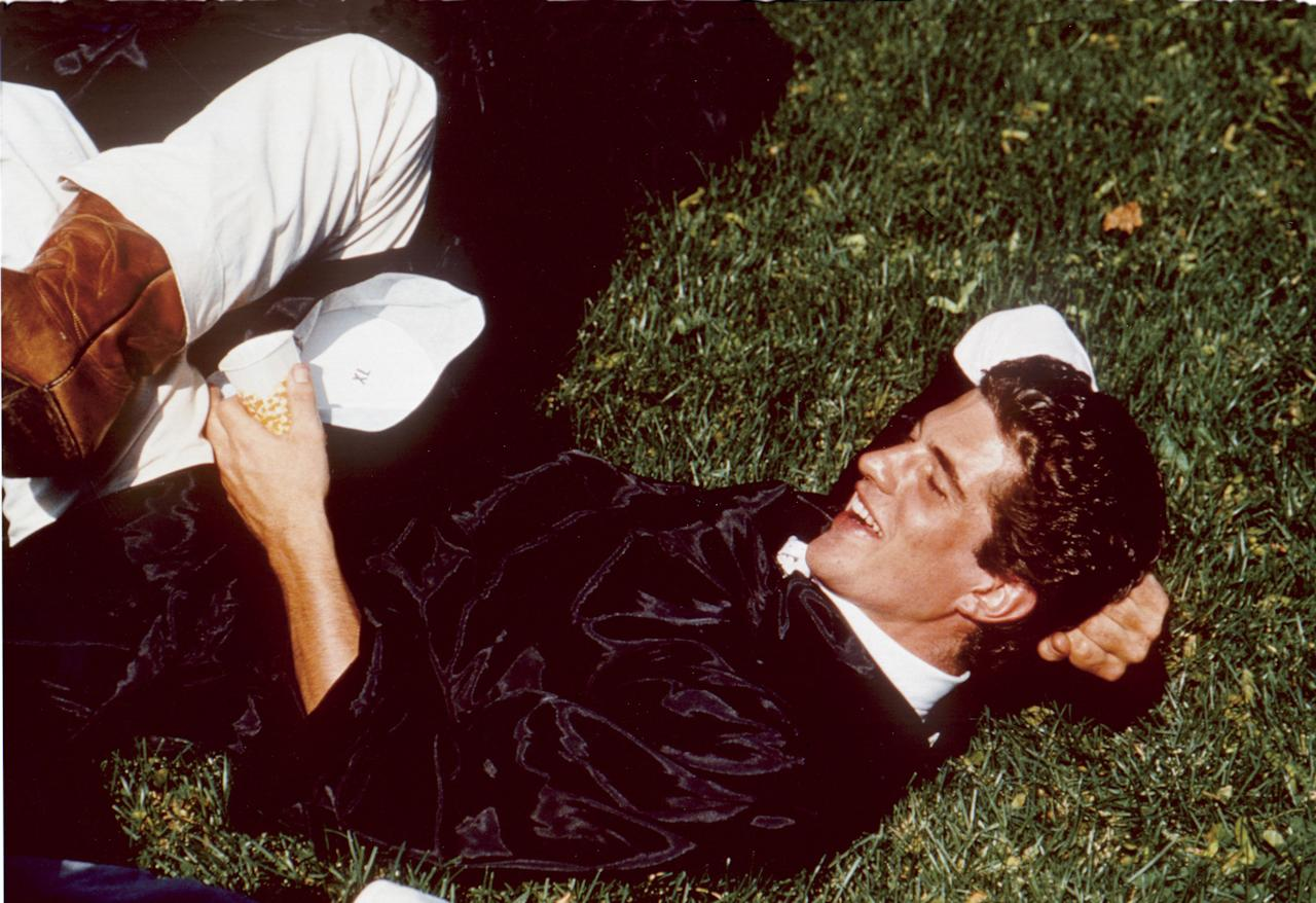 """<p><a href=""""https://www.townandcountrymag.com/society/tradition/a28208943/jfk-jr-carolyn-bessette-wedding-new-footage-tlc/"""" target=""""_blank"""">John F. Kennedy, Jr.</a> was born into American royalty—and throughout his life, he remained the public's golden son. From the early photos of toddler-aged John-John playing around in the Oval Office, to the paparazzi shots of a strapping John and <a href=""""https://www.townandcountrymag.com/style/fashion-trends/a7228/carolyn-bessette-kennedy/"""" target=""""_blank"""">Carolyn Bessette</a> falling in love, the press would never lose its interest in the late president's son. Then, <a href=""""https://www.townandcountrymag.com/society/tradition/news/a9843/carole-radziwill-jfk-jr-plane-crash/"""" target=""""_blank"""">in the summer of 1999, John's years were cut short</a> in a <a href=""""https://www.townandcountrymag.com/society/tradition/a10234273/jfk-jr-carolyn-bessette-marriage/"""" target=""""_blank"""">plane crash that killed him, Carolyn</a>, and Carolyn's sister Lauren. Nearly 20 years after that fateful day, here's a look back at John F. Kennedy, Jr.'s 38 years, as seen through 30 iconic photographs.</p>"""