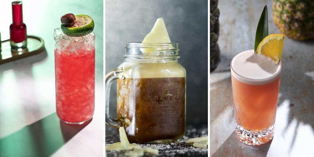 "<p>If you thought the only cocktail you could make with rum was a mojito, think again. These rum cocktail recipes are going to change your happy hour order, because who needs<a href=""https://www.cosmopolitan.com/uk/worklife/g10022512/gin-cocktail-recipes/"" target=""_blank""> gin cocktails</a> or even <a href=""https://www.cosmopolitan.com/uk/worklife/g14195072/prosecco-cocktail-recipes/"" target=""_blank"">Prosecco cocktails</a> when you could have a dark and stormy, a Dr Funk or The Perfect Storm? Rum cocktails galore! </p>"