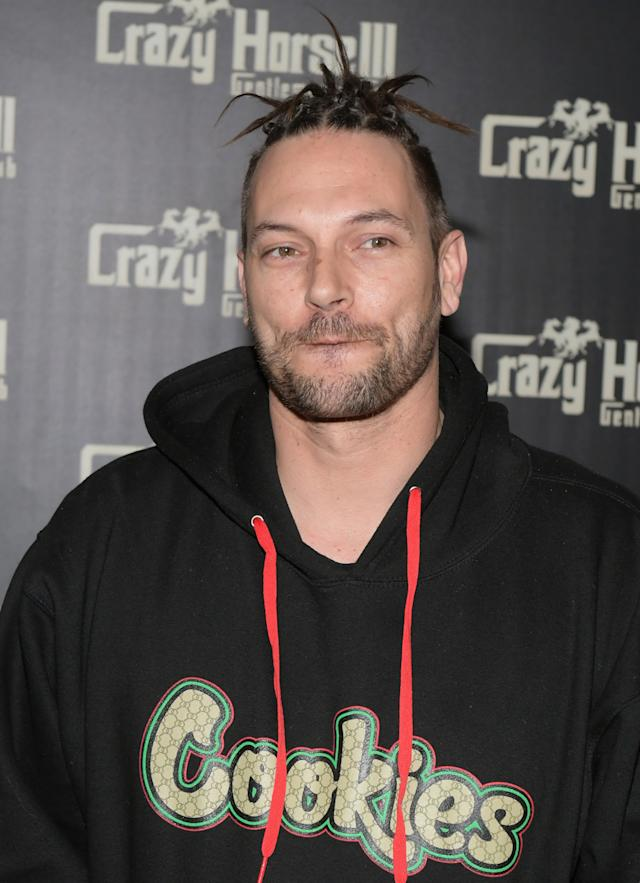 Federline kevin now is where K