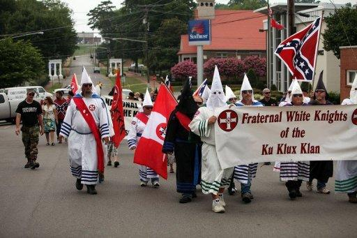 The Ku Klux Klan wants to sponsor a stretch of US road to clean it up, creating a legal conundrum for local officials