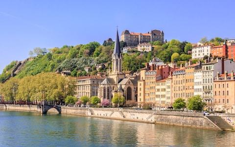 <span>France's second city, Lyon, quietly surprises with its elegant architecture, vibrant museums, and exceptional cuisine</span> <span>Credit: SUGERE LOIC </span>