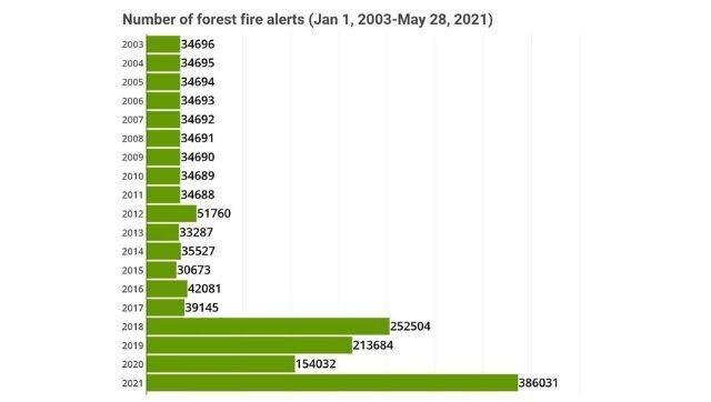 Source: Forest survey of India