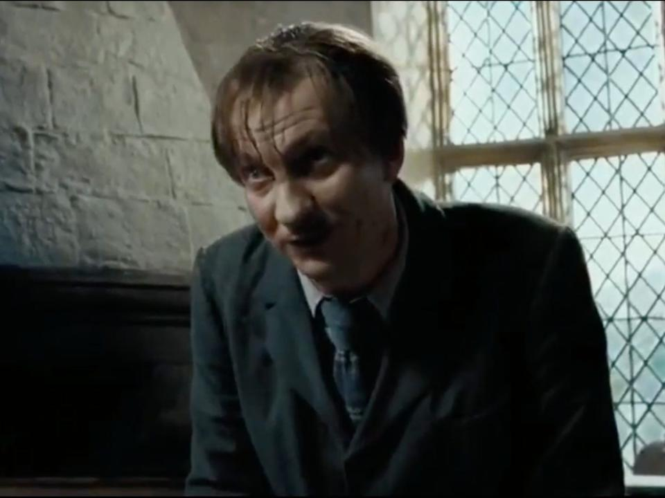 Remus Lupin died alongside his wife during the Battle of Hogwarts.