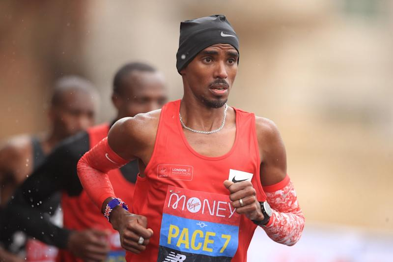 Sir Mo Farah tipped to star in 2020 series of I'm A Celebrity . . . Get Me Out Of Here!'