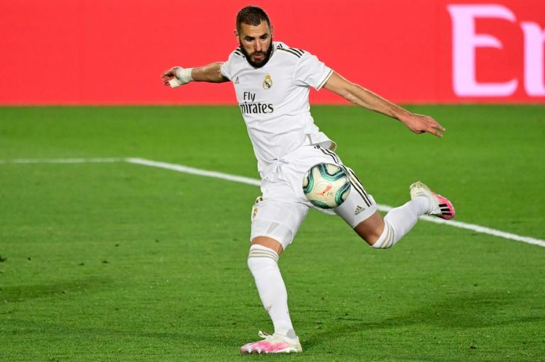 Karim Benzema hasn't played for France since 2015 following an investigation into the alleged blackmail of former international team-mate Mathieu Valbuena