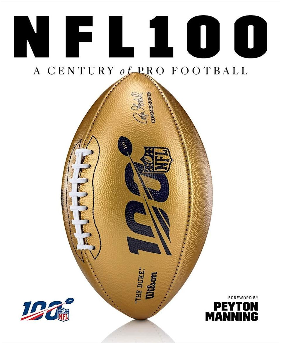 NFL 100: A Century of Pro Football - Best Gifts for Him