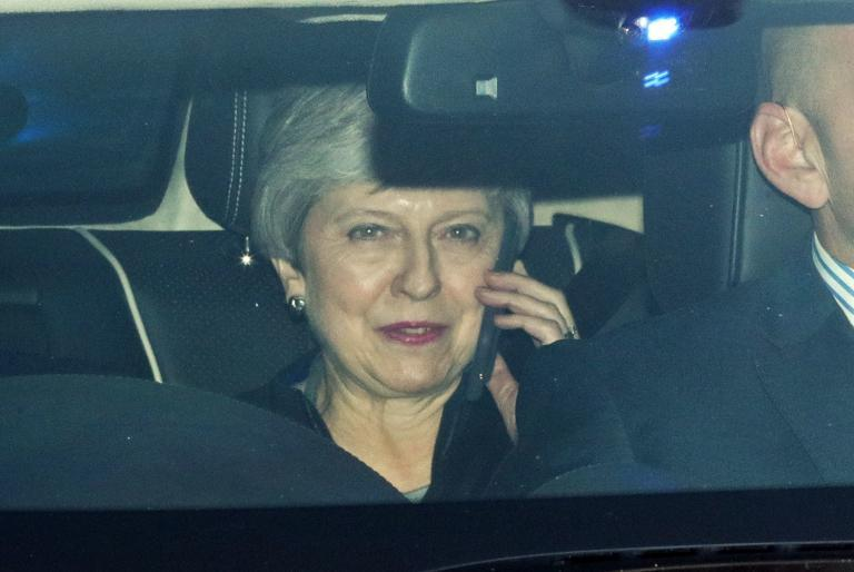 Theresa May given 24-hour deadline to say when she will quit