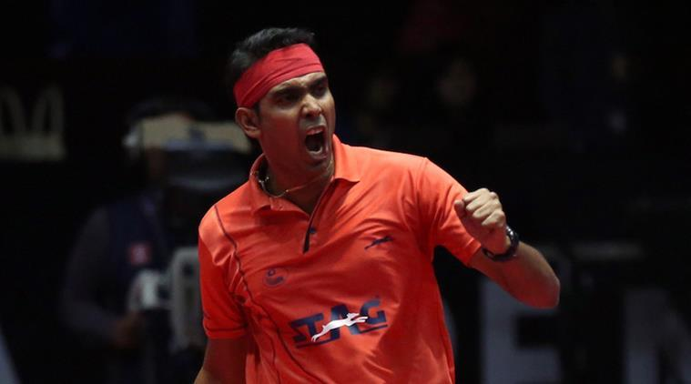 Sharath Kamal eyeing a historic 9th national title