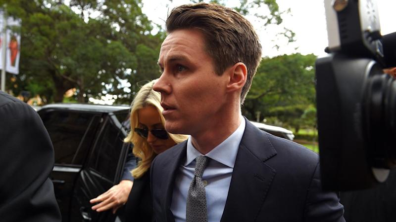 Stockbroker Oliver Curtis has been sentenced to a minimum of one year in jail for insider trading.