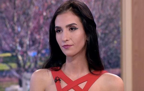 Aleexandra has just sold her virginity and she's about to pocket some big bucks because of it. Photo: ITV.