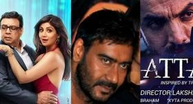 Shilpa Shetty's 'Hungama 2' to clash with Ajay Devgn's 'Bhuj: The Pride of India' and John Abraham's 'Attack'
