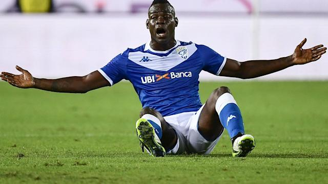 Mario Balotelli's spell at hometown club Brescia could come to an end next month after just eight Serie A appearances.