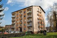 <p>The couple originally lived in a two-bedroom apartment in Sevnica.</p>