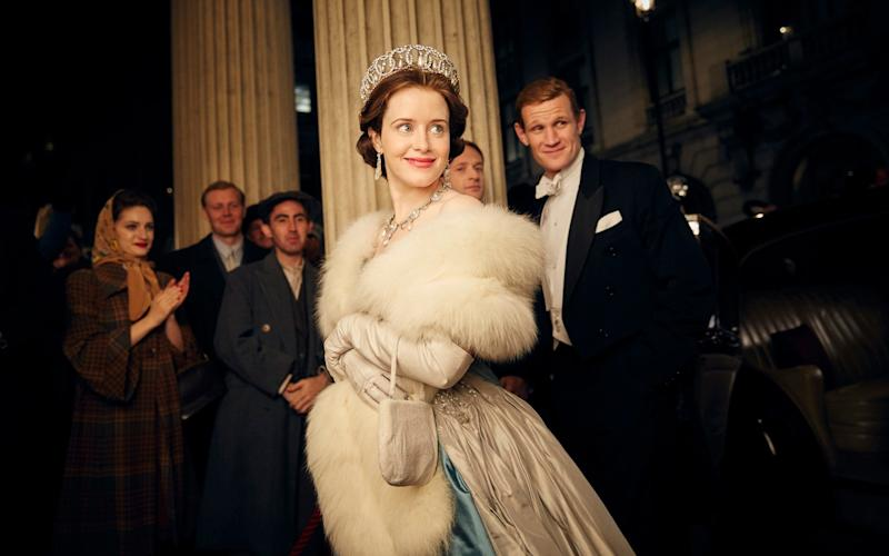The Crown's producers said Smith commanded more money because he had played Doctor Who - Netflix