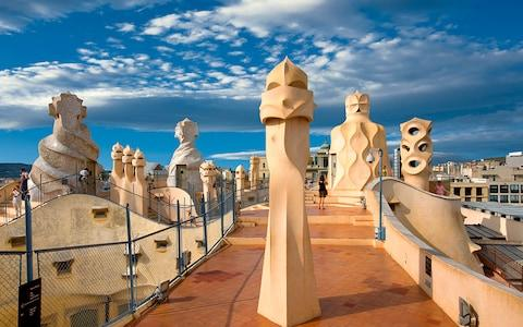 La Pedrera - Credit: Visions of our land/Visions Of Our Land