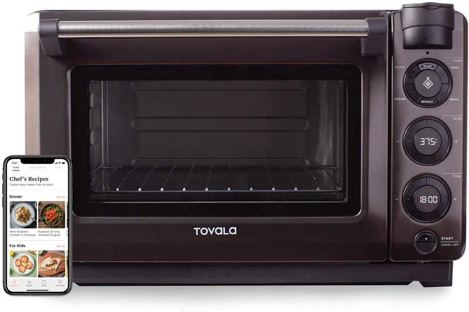 <p>Not only does the <span>Tovala Gen 2 Smart Steam Oven</span> ($299) steam food, but it acts as a traditional toaster oven, too. </p>