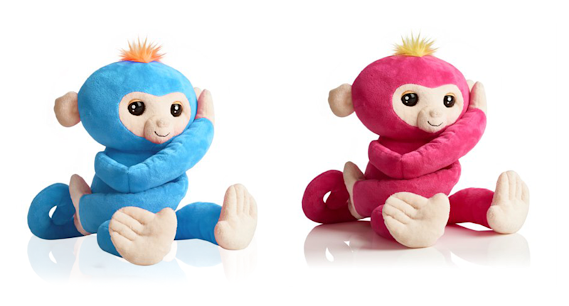 Why Fingerlings Hugs Are A Top Holiday Toy Of 2018