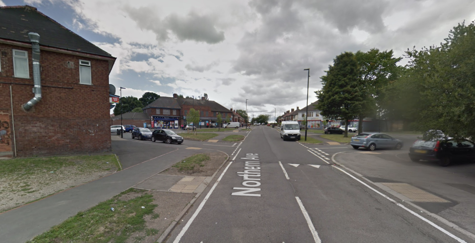 The shooting took place in Arbourthorne, Sheffield. (Google Maps)