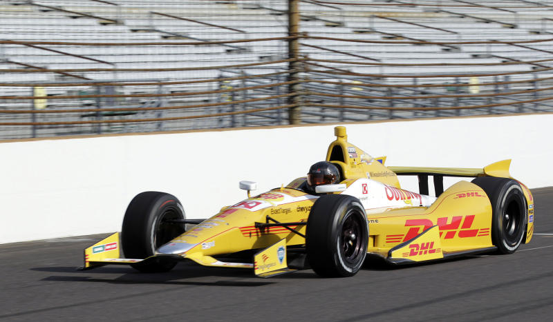Indy 500 qualifying to be 3 rounds over 2 days