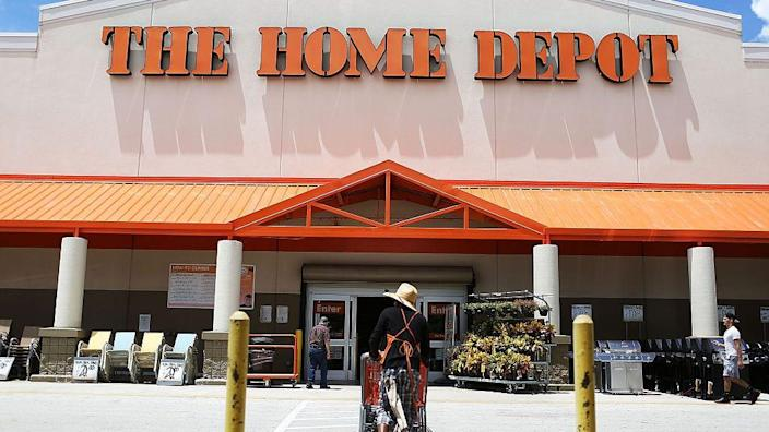 Get deals on electronics, tools, home decor, and more from Home Depot this Cyber Monday.