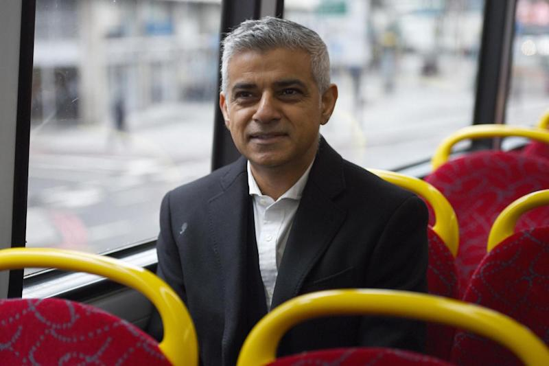 The Mayor said putting driverless trains on some parts of the Tube would be 'madness' (PA)