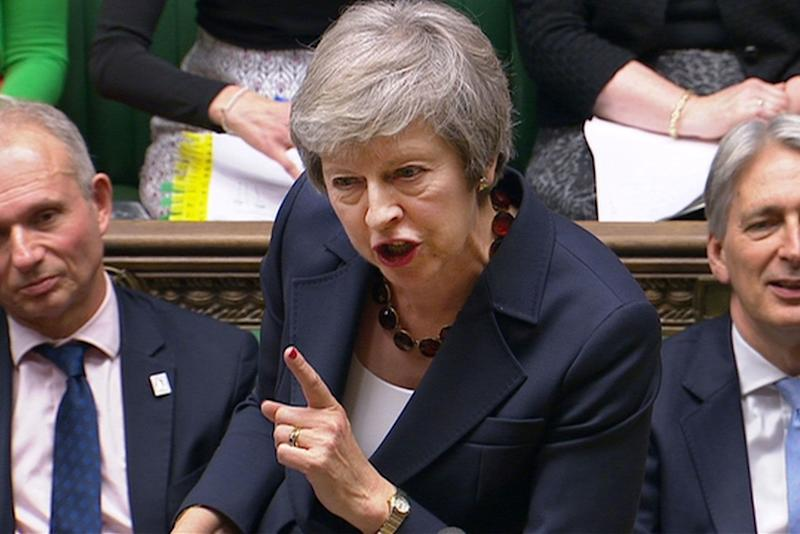 PM May Warned: No-Deal Brexit Could Lead to Forced Resignation
