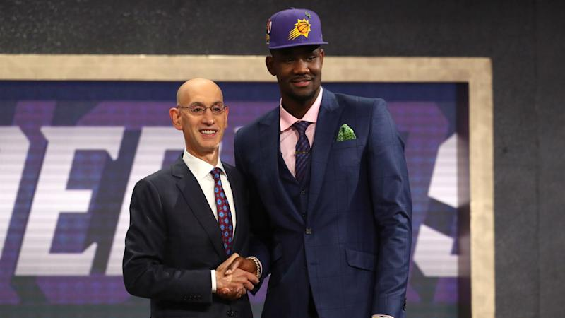 Phoenix select Ayton first in NBA Draft, Dallas get Doncic at third