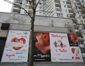 The hospices have been the focus of a national billboard campaign, financed by an anti-abortion group